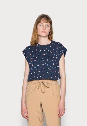 COO  - T-shirt z nadrukiem - navy