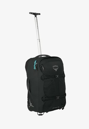 FAIRVIEW WHEELS  - Wheeled suitcase - black