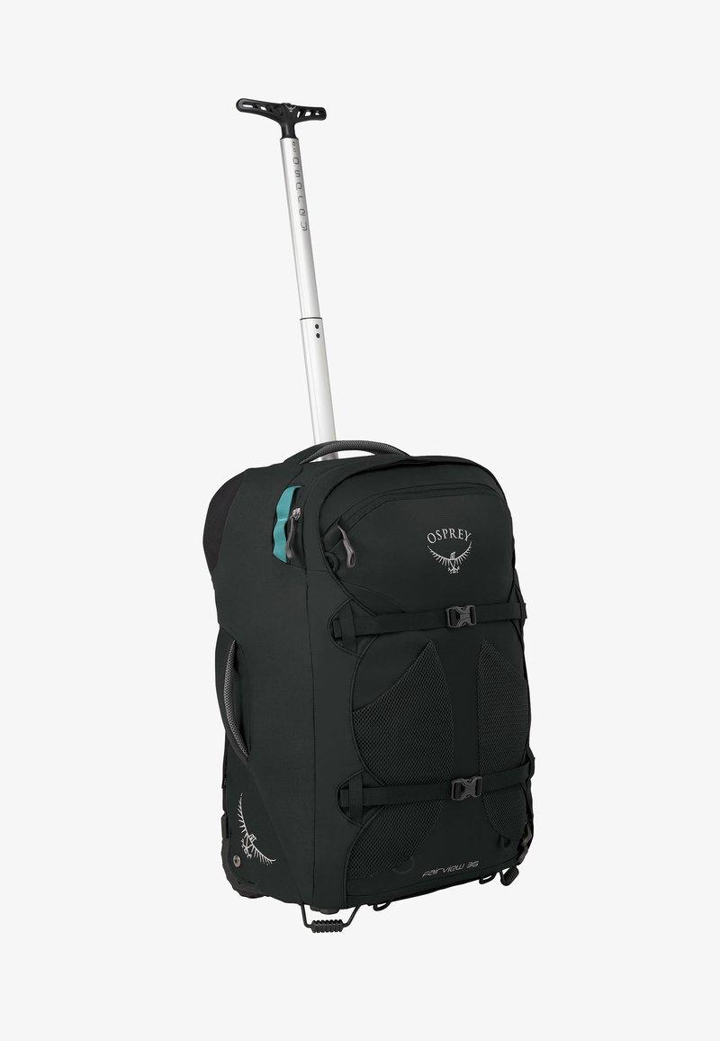Osprey - FAIRVIEW WHEELS  - Trolley - black