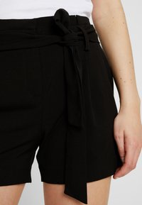 ONLY - ONYTINI PAPERBAG - Shorts - black - 3