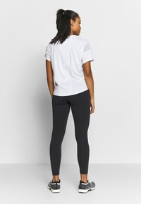 Reebok - Y LUX 2.0MATERNITY TIGHT - Legging - black - 2