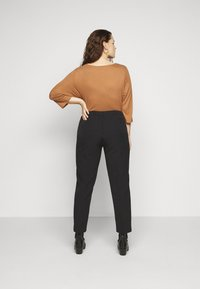 Persona by Marina Rinaldi - RENIA - Trousers - black - 2