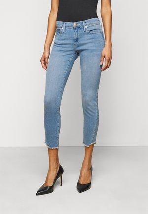 HALLE TRIANGLE TRUEFLEX - Jeans Skinny Fit - blue denim
