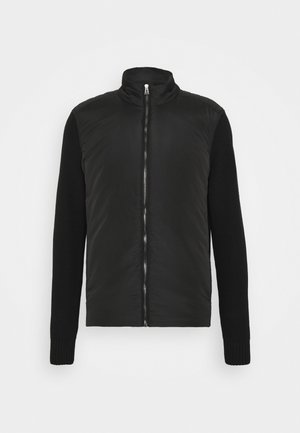 ABBOTT ZIP  - Light jacket - black