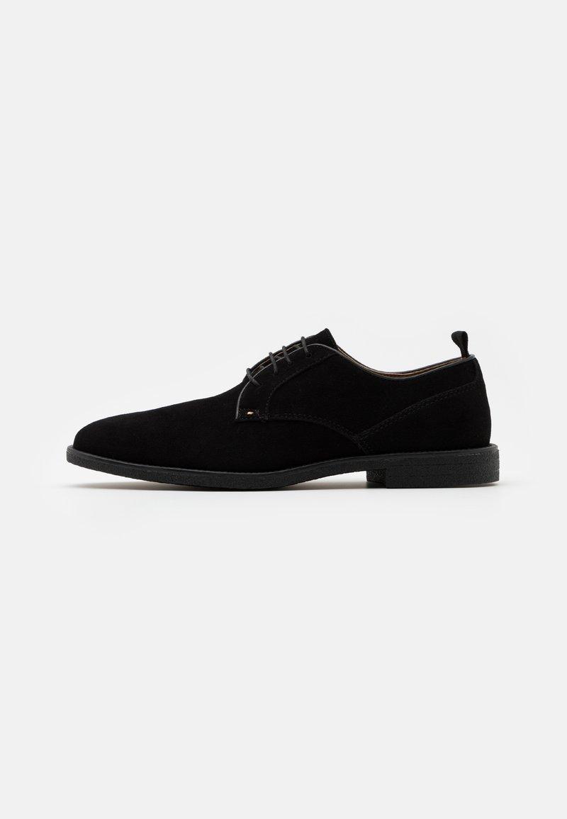 Burton Menswear London - COBURN - Sportieve veterschoenen - black