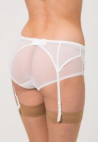 Gossard - SUPERBOOST SUSPENDER - Suspenders - white - 2