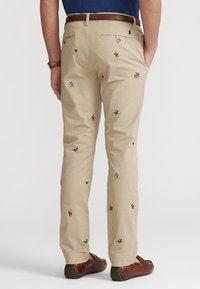Polo Ralph Lauren - SLIM FIT BEDFORD PANT - Chino kalhoty - tan - 2