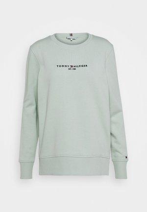 REGULAR - Sweatshirt - delicate jade