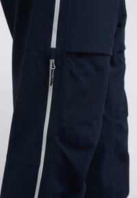 PYUA - RELEASE - Pantaloni da neve - navy blue - 3
