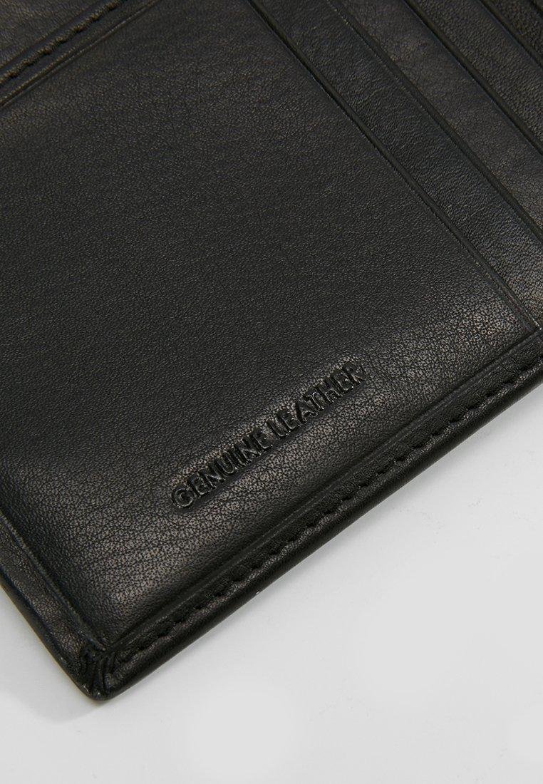 Guess NEW BOSTON BILLFOLD COIN - Geldbörse - black/schwarz - Herrentaschen BfNj1