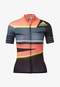 adidas Performance - ADISTAR JERSEY - T-shirts med print - orange/yellow - 8