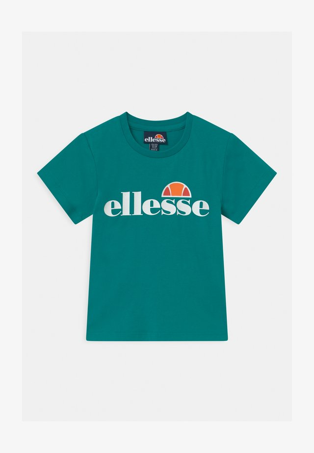 RAZOR BABY UNISEX - T-shirt imprimé - teal