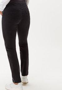 BRAX - STYLE PAMINA - Slim fit jeans - anthra - 1