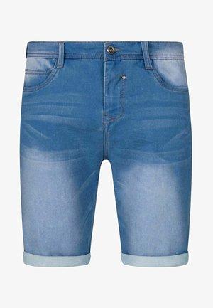 Bermuda  - Denim shorts - mid blue 141