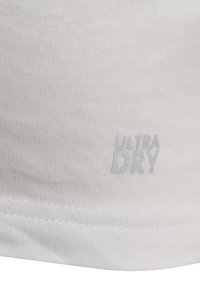 Lacoste Sport - LOGO UNISEX - T-shirt - bas - white - 3