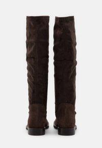 ECCO - SARTORELLE  - Vysoká obuv - brown - 3