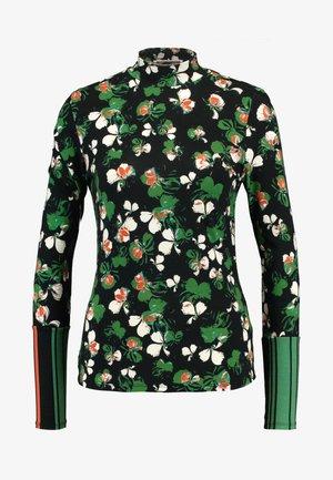 ZERA MIX - Long sleeved top - jungle green
