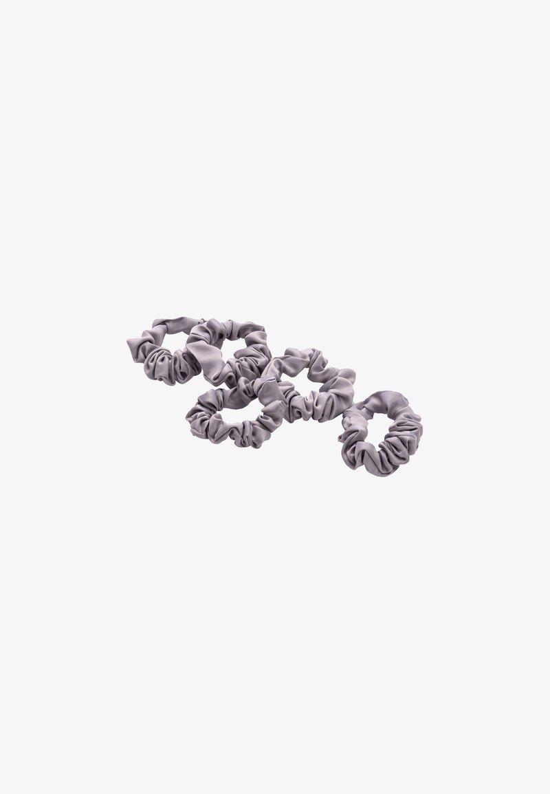 ZOË AYLA - SILKY SLEEP SCRUNCHIES 5 PACK - Hair styling accessory - mix