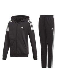 adidas Performance - TRACKSUIT - Trainingsanzug - black - 0