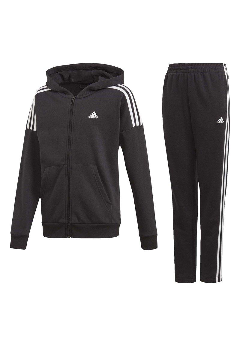 adidas Performance - TRACKSUIT - Trainingsanzug - black