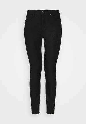 LEGS LIKE - Trousers - black