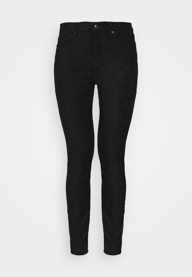 LEGS LIKE - Pantaloni - black