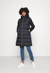 Save the duck - IRIS LYSA - Winter coat - black - 0