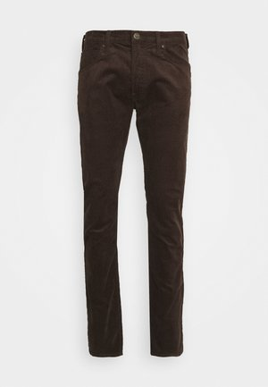 LUKE - Jeans slim fit - winter brown