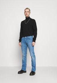 Lee - TRENTON - Straight leg jeans - jaded - 1