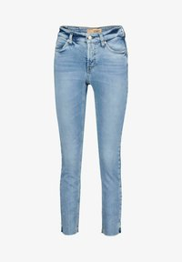 Cambio - PARIS CROPPED - Jeans Skinny Fit - stoned blue - 0