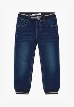 NMMBOB DNMACLAS - Relaxed fit jeans - medium blue denim