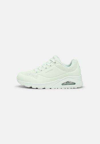 UNO - Sneakers laag - mint
