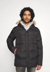 Newport Bay Sailing Club - HEAVY - Winter coat - black - 0