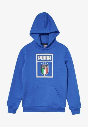 ITALIEN DNA HOODY  - Pelipaita - team power blue/team gold