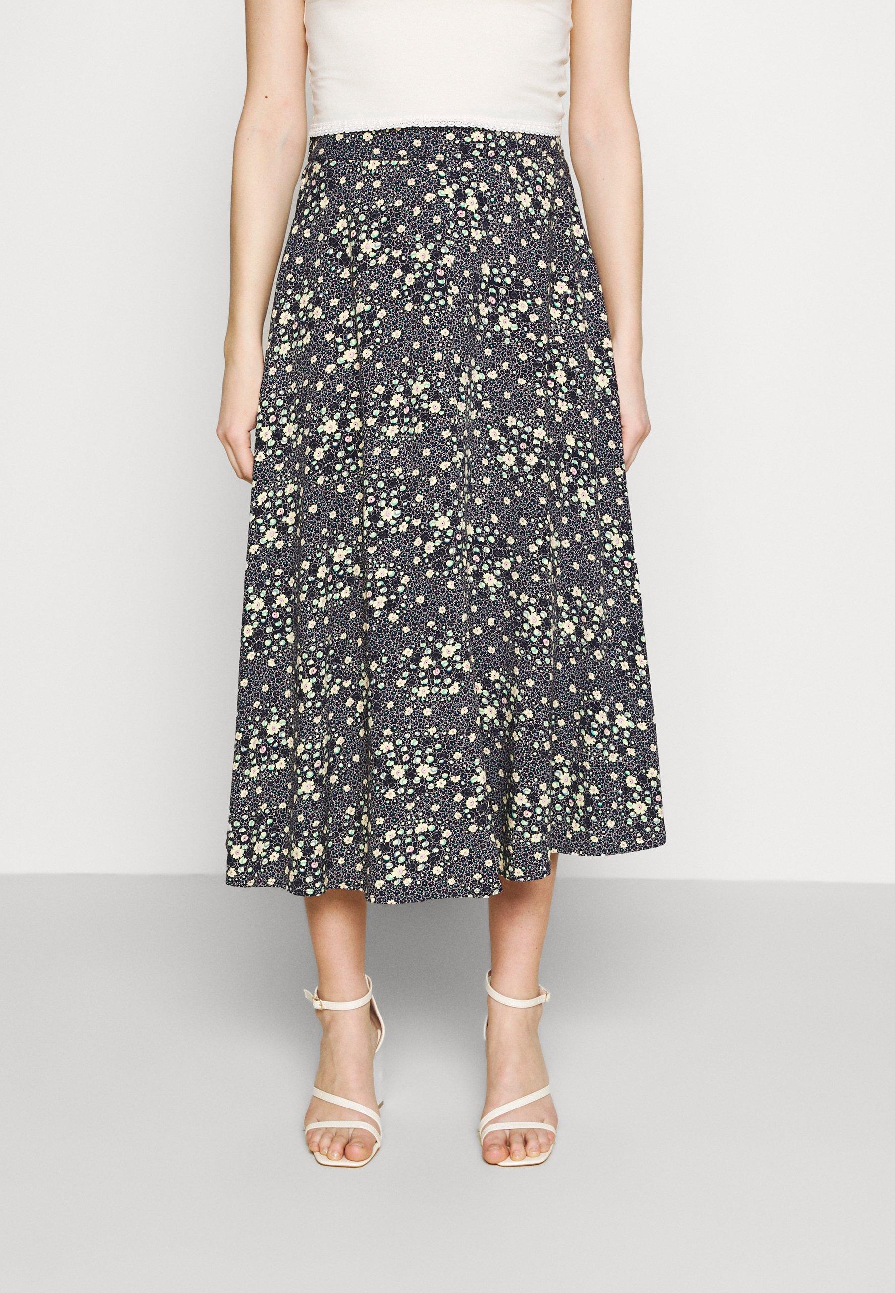 Women OBJFIONA  - A-line skirt