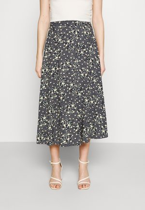 OBJFIONA  - A-line skirt - sky captain