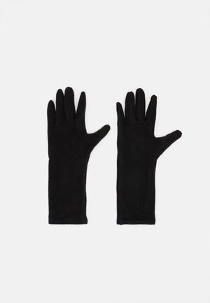 COLD WEATHER GLOVES - Gloves - black