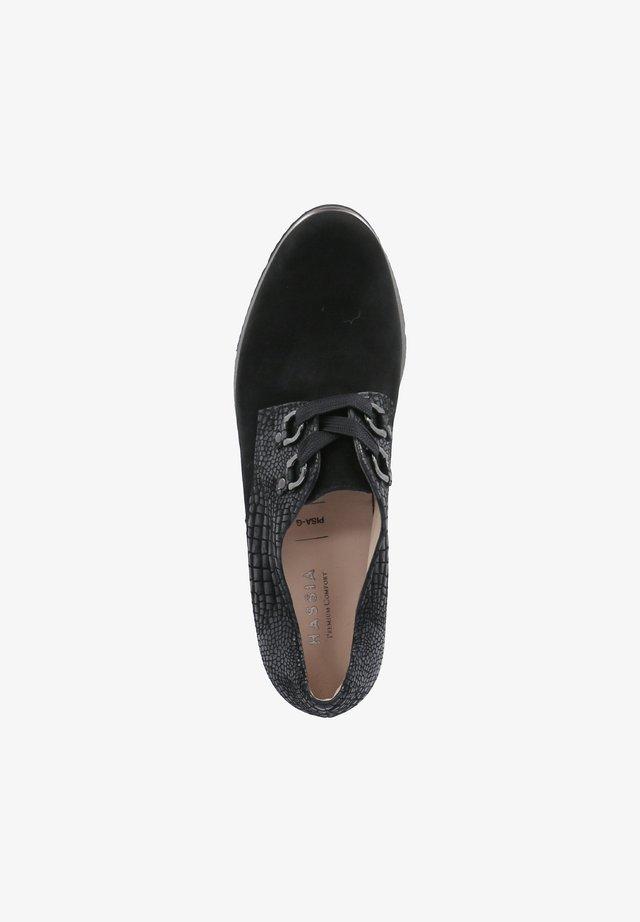 PISA - Casual lace-ups - schwarz