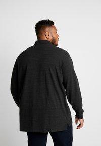 Polo Ralph Lauren Big & Tall - BASIC - Polo - black marl heather - 2