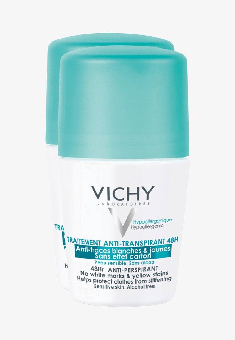 VICHY - DEODORANT ROLL-ON 48H DOPPELPACK - Deodorant - -
