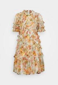 Needle & Thread - SUNSET GARDEN MINI DRESS - Robe de soirée - multicolor - 5