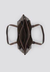 TOM TAILOR - Tote bag - dark brown - 2