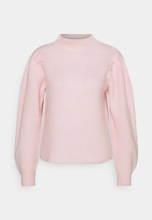 SLFLIPA T-NECK  - Jumper - blushing bride