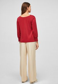 s.Oliver BLACK LABEL - Long sleeved top - bright red - 2