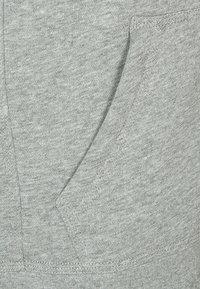 Nike Performance - FULL ZIP - Zip-up hoodie - dark grey heather/white - 3