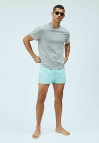 Pepe Jeans - NEW BRIAN - Swimming shorts - turquoise - 1