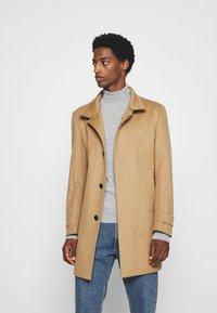 Strellson - NEW - Klasický kabát - camel - 0