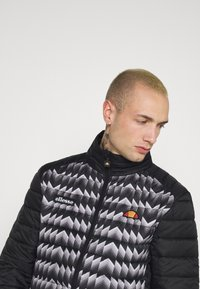 Ellesse - TARTARO - Winter jacket - black - 3