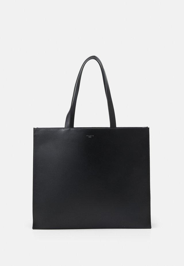 UNISEX - Shopper - noir