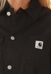 Carhartt WIP - MICHIGAN COAT - Veste légère - black - 2